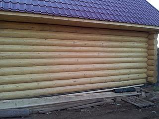 1920 X 1440 244.5 Kb Шлифовка, покраска, герметизация(тёплый шов), отделка деревянных домов и бань (фото)