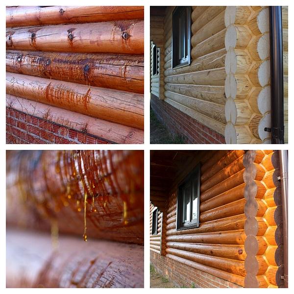 1024 X 1024 762.8 Kb Отделка деревянных домов: шлифовка,покраска,конопатка,теплый шов (фото).