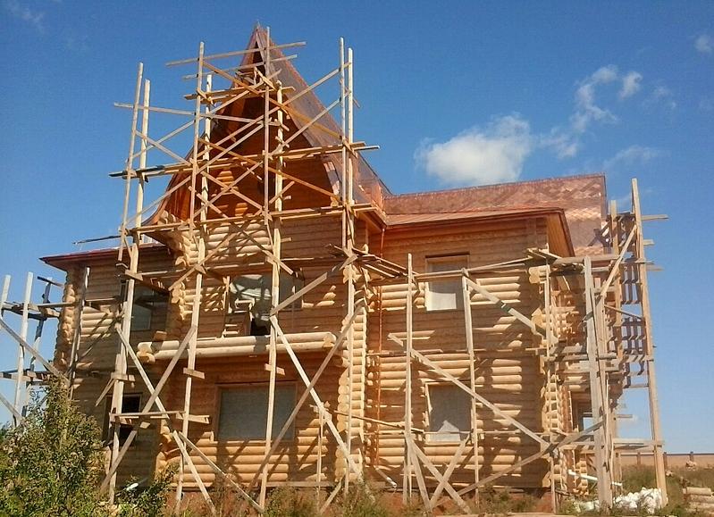 930 X 674 495.8 Kb Отделка деревянных домов: шлифовка,покраска,конопатка,теплый шов (фото).