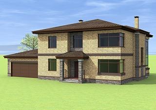 990 X 700 634.8 Kb Проекты уютных загородных домов