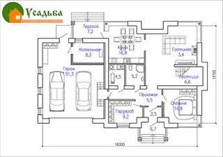990 X 700 250.8 Kb Проекты уютных загородных домов