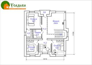 990 X 700 203.8 Kb 990 X 700 250.8 Kb Проекты уютных загородных домов