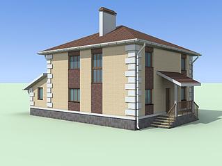 933 X 700 296.4 Kb 933 X 700 321.3 Kb Проекты уютных загородных домов