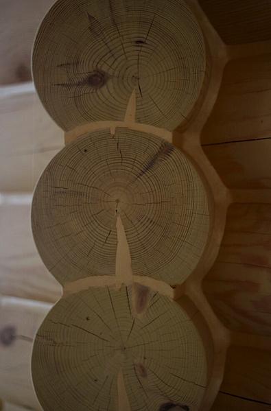 650 X 985 360.3 Kb Отделка деревянных домов: шлифовка,покраска,конопатка,теплый шов (фото).