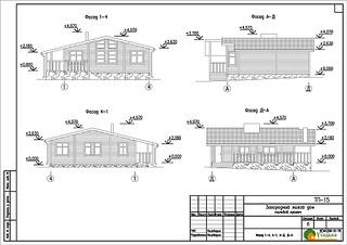 990 X 700 142.8 Kb Проекты уютных загородных домов