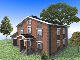 933 X 700 705.3 Kb Проекты уютных загородных домов