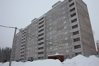 1920 X 1278 470.5 Kb Дом N8 ЖК 'Молодежный' по ул.Кунгурцева Е.М