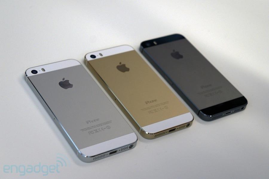 Айфон 5s цвета какие бывают