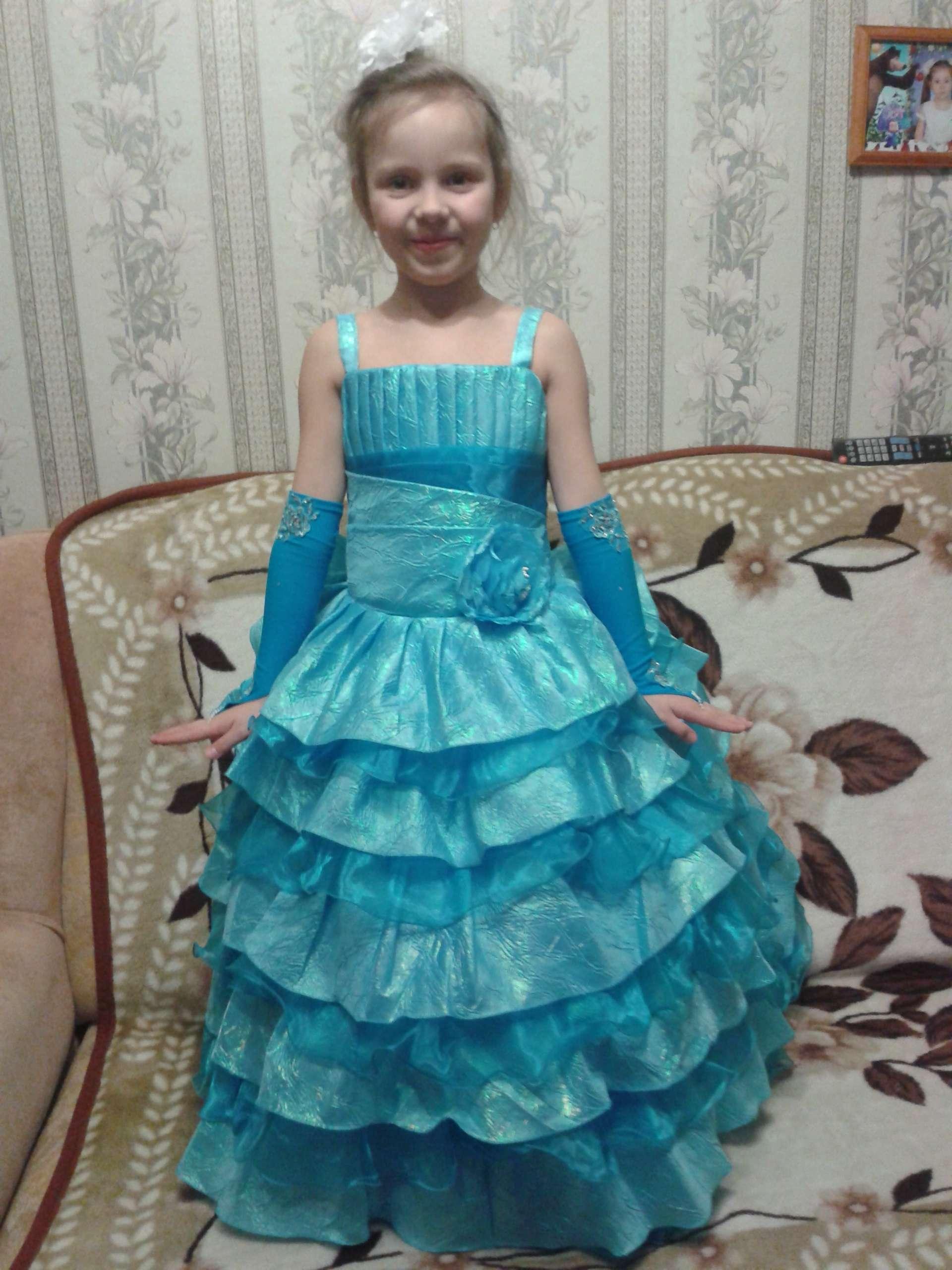 Платье из пакетов своими руками для детей пошагово с фото 44