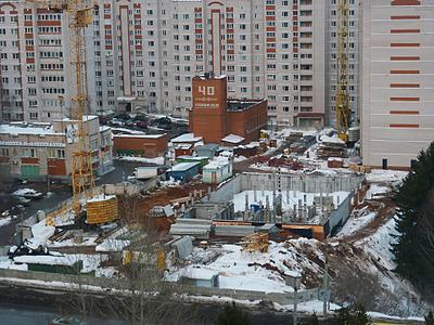 1920 X 1440 935.2 Kb Жилой дом 'Олимп', ул.Петрова