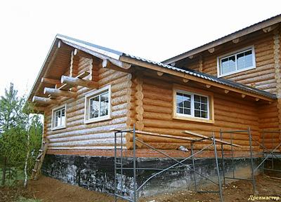850 X 612 203.3 Kb Строительство деревянных домов и бань ( фото)