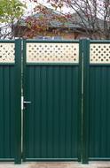 124 x 190 300 x 190 Заборы из профнастила, сетки рабицы, а также модульные ограждения. Ворота и калитки!