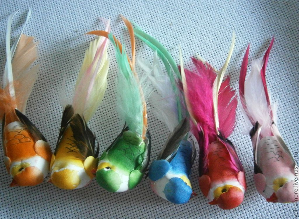 Декоративные своими руками птички