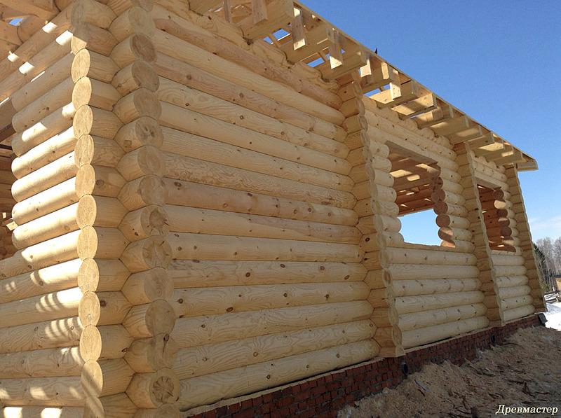 900 X 672 182.3 Kb Строительство деревянных домов и бань ( фото)