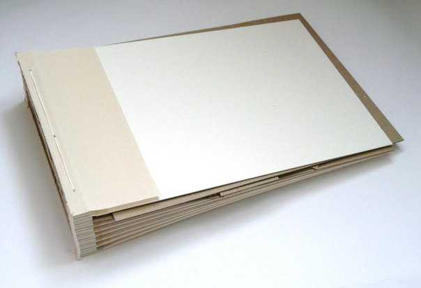 Как сделать фотоальбом из заготовки
