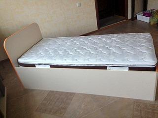 320 x 240 кровать подростковая с ортопедическим матрасом