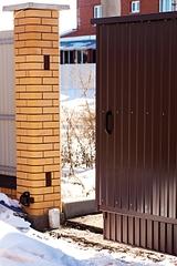 858 X 1287 655.3 Kb 596 X 895 327.1 Kb ворота въездные (откатные, распашные, секционные, калитки, фото)