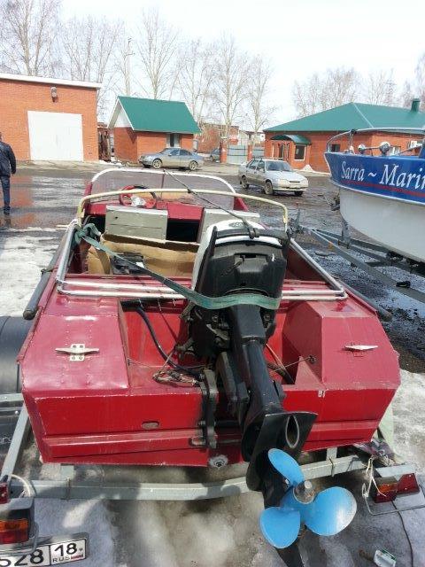 продажа запчастей по лодочным моторам нептун