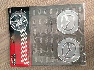 1920 X 1440 804.4 Kb Логотип Mazda на колесные диски