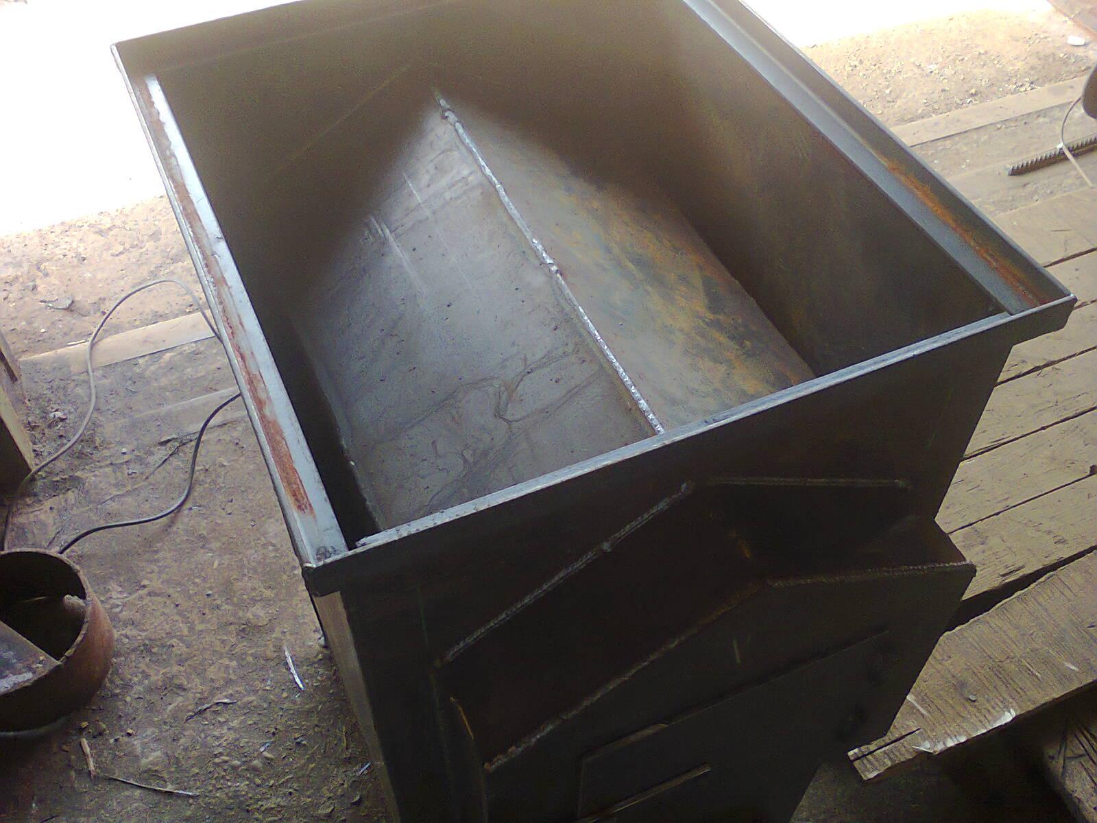 Самодельная печь в баню из металла своими руками чертежи и фото