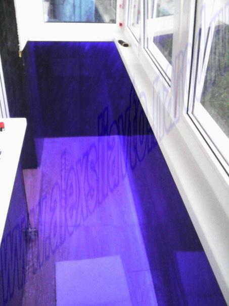 Декоративная подсветка балконов,лоджии..