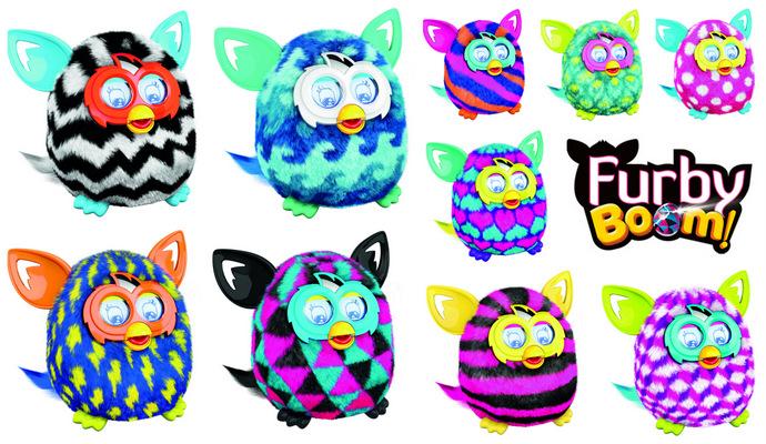 Интерактивная игрушка Furby Boom - Марковские Форумы Ижевск