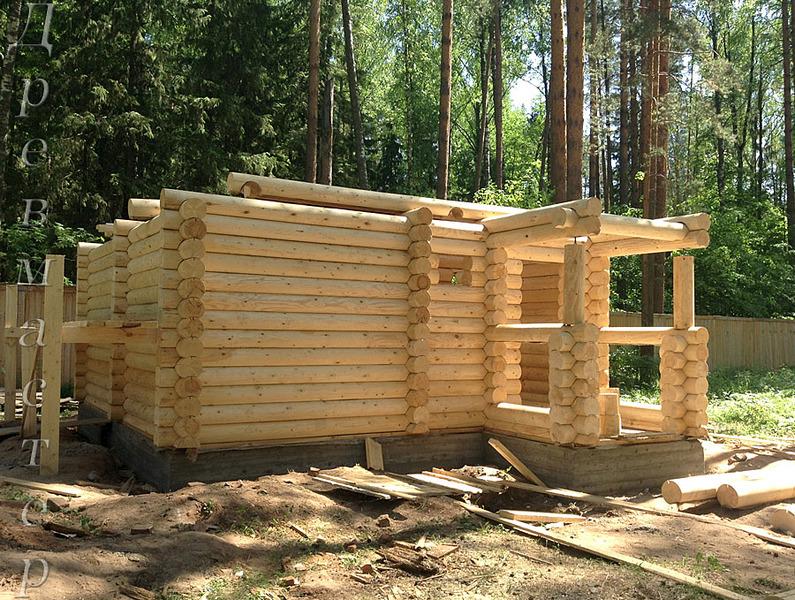 900 X 679 294.6 Kb Строительство деревянных домов и бань ( фото)