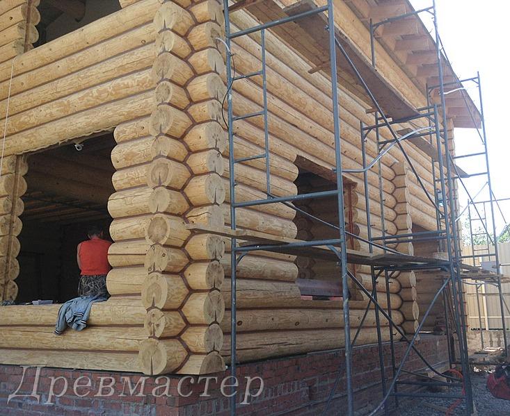 850 X 695 277.6 Kb Отделка деревянных домов и бань.Шлифовка!покраска!конопатка! Герметизация 'теплый шов