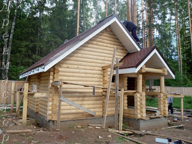1000 X 750 290.3 Kb Строительство деревянных домов и бань ( фото)