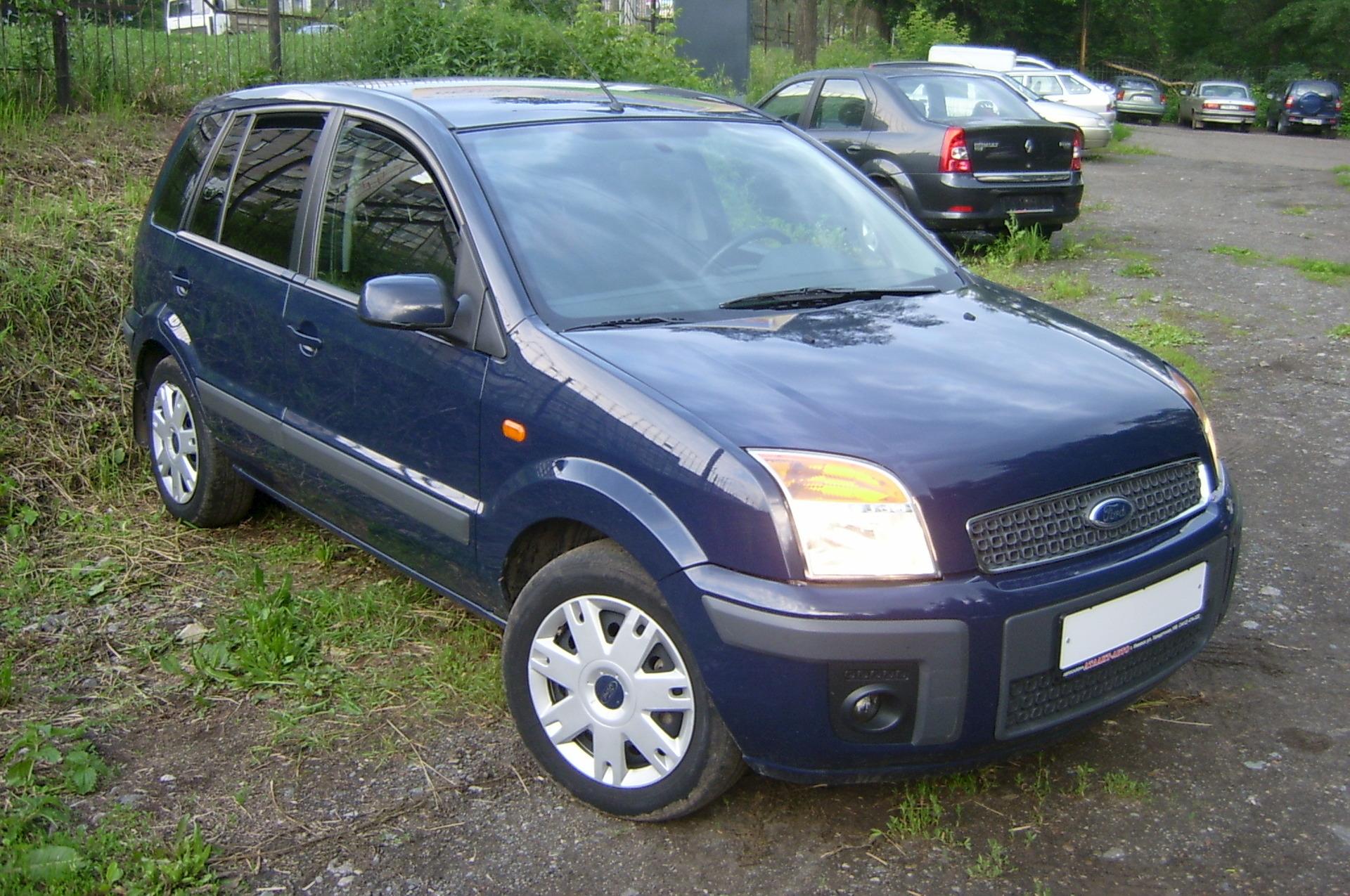 Отзывы о Ford Fusion 2008 года, достоинства и недостатки ...