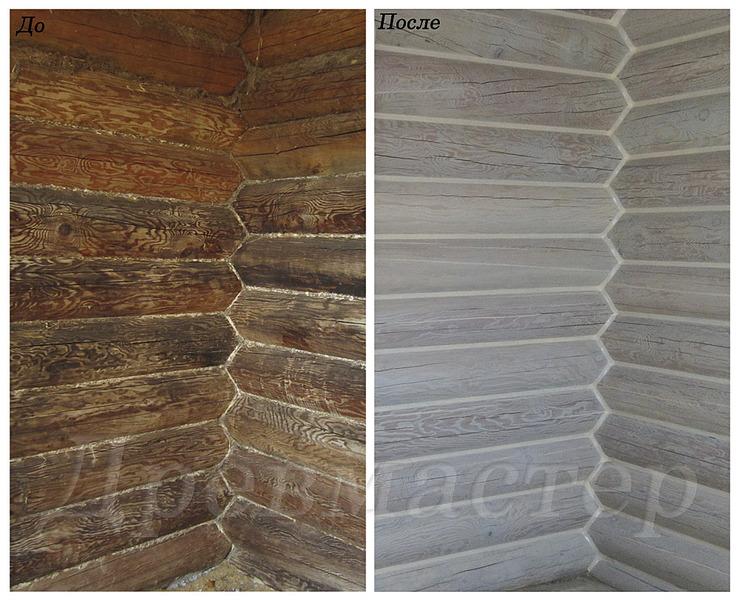 1000 X 813 306.1 Kb Шлифовка,покраска,конопатка, герметизация деревянных домов и бань.