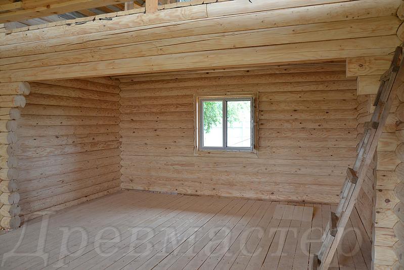 1000 X 667 241.9 Kb Шлифовка,покраска,конопатка, герметизация деревянных домов и бань.