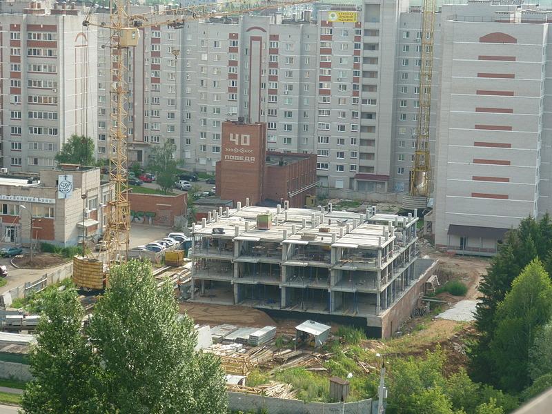 1920 X 1440 906.9 Kb Жилой дом 'Олимп', ул.Петрова