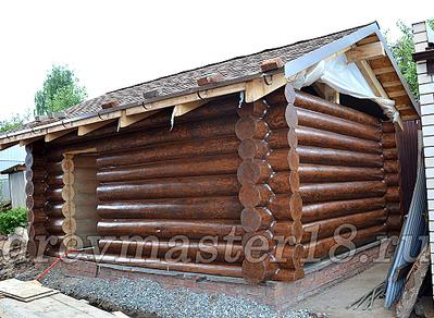 1025 X 750 329.0 Kb Шлифовка,покраска,конопатка, герметизация деревянных домов и бань.