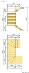351 X 889  21.6 Kb лестницы стальные- проектирование и изготовление