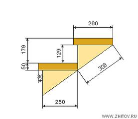 326 X 282   2.7 Kb 351 X 889  21.6 Kb лестницы стальные- проектирование и изготовление