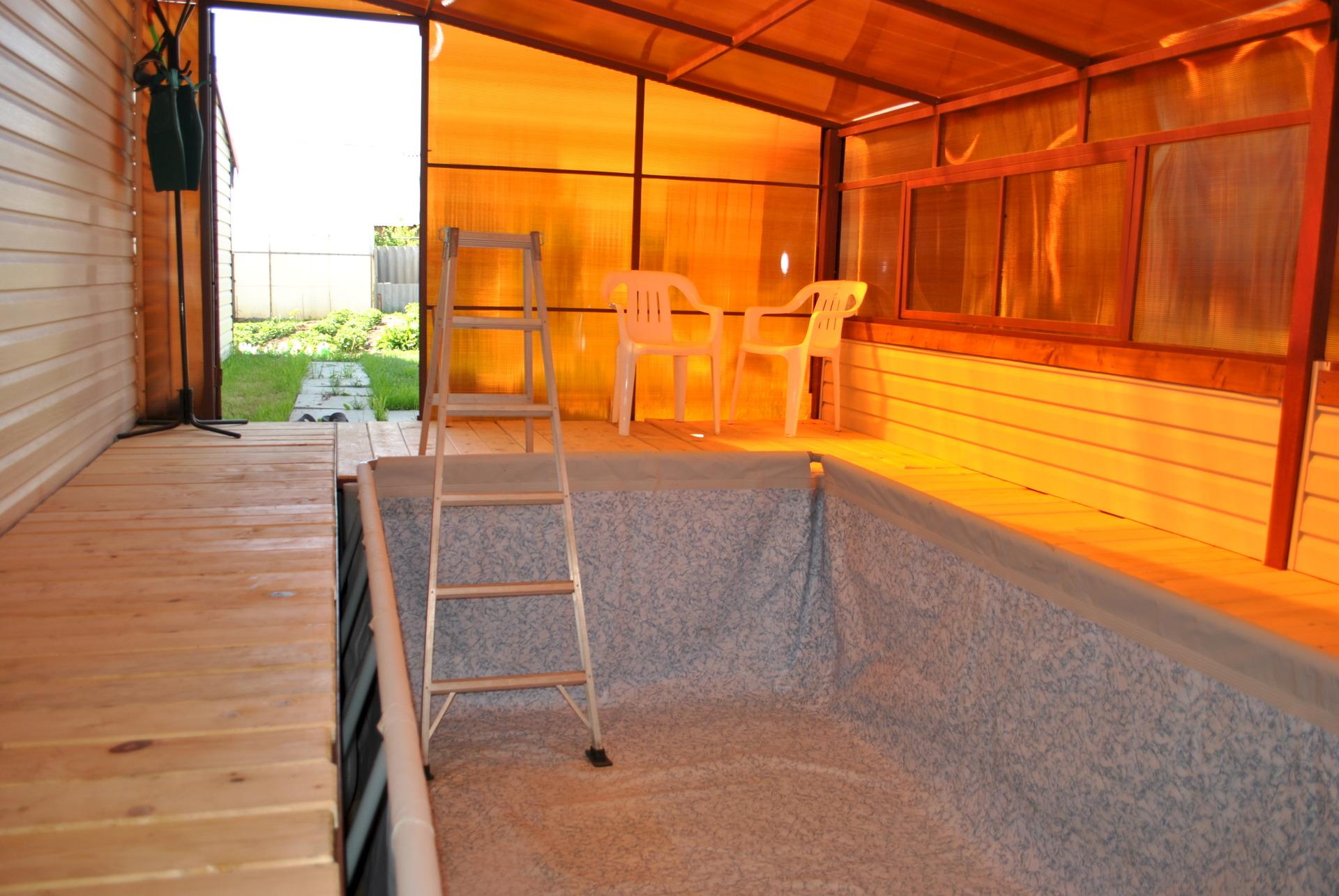 Как оборудуется баня в гараже своими руками sdelai garazh 34