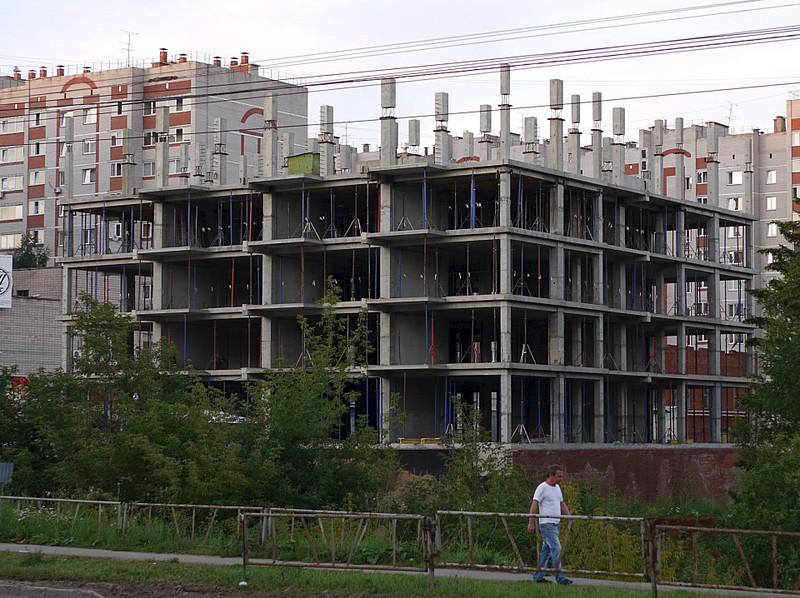 1920 X 1436 615.7 Kb Жилой дом 'Олимп', ул.Петрова