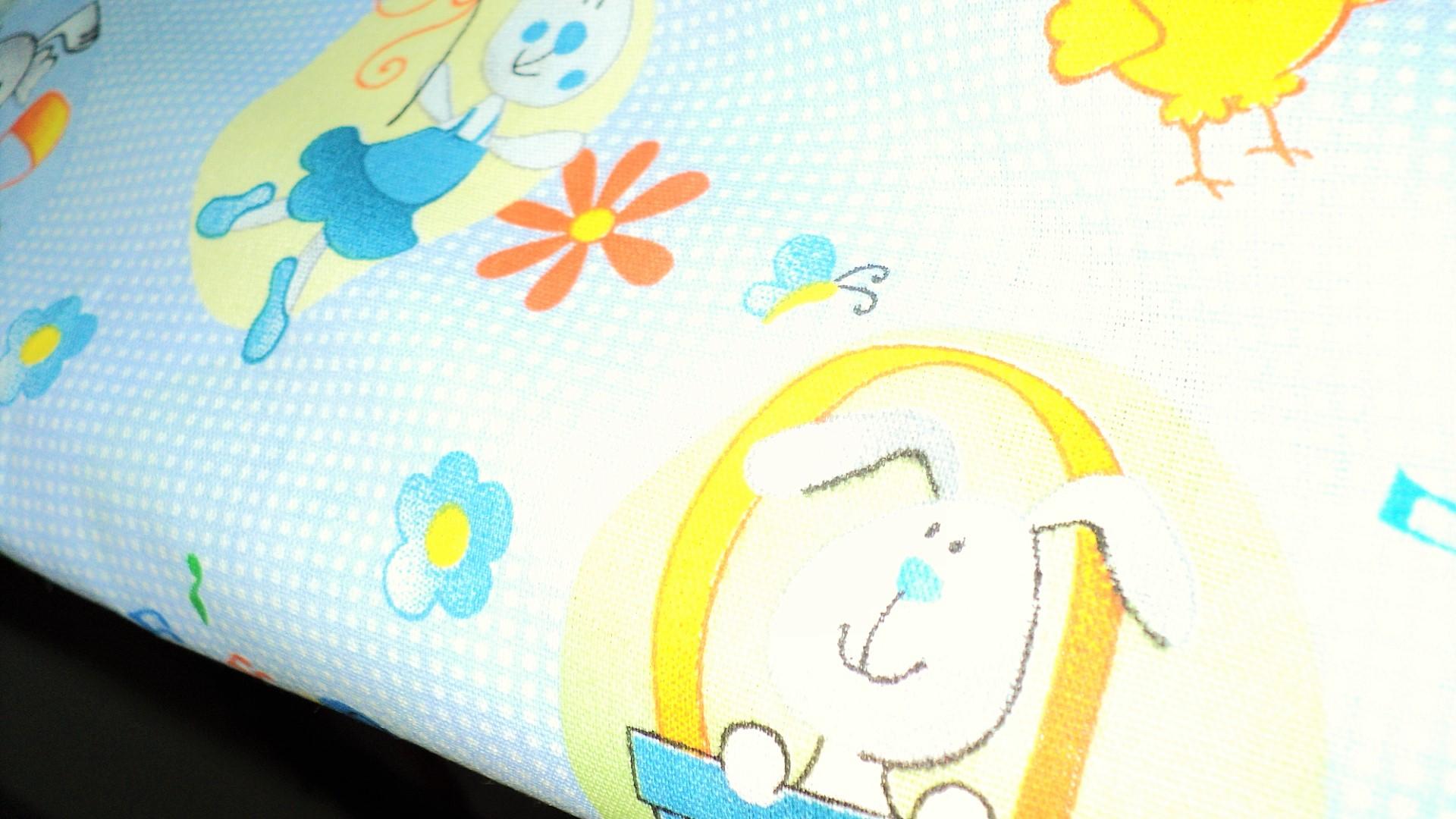 Сшить пододеяльник для малыша