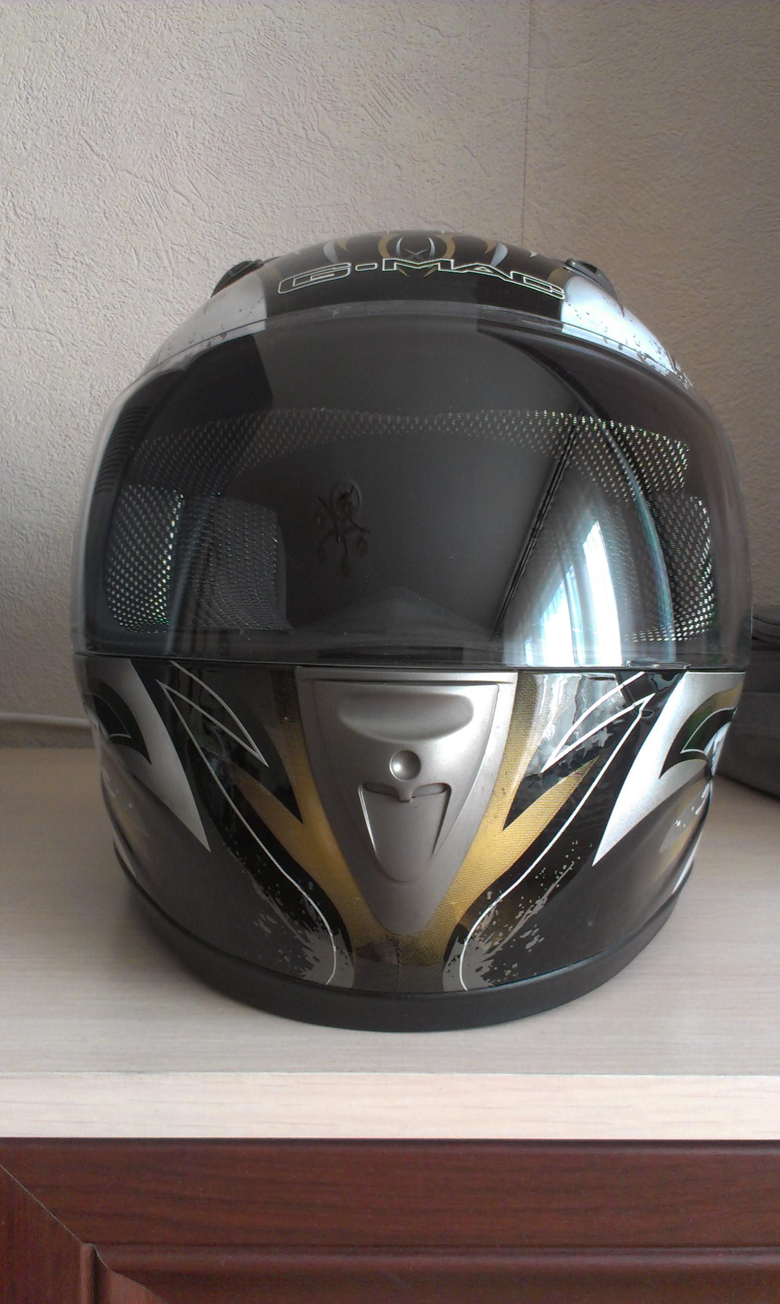 Как выбрать шлем для мотоцикла по размеру