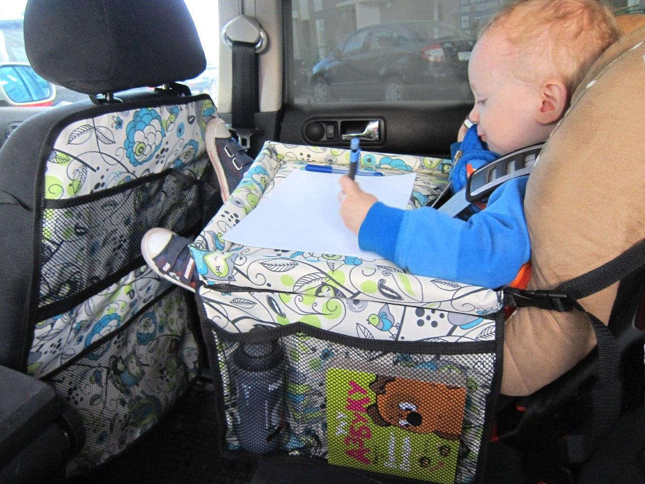 Столик для игр в машину. - БэбиБлог