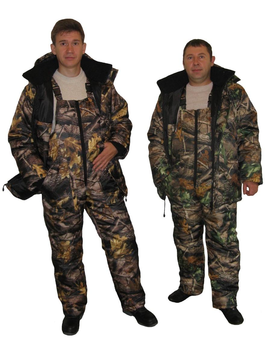 одежда рыбаков профессионалов