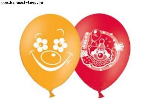 Рисунки на надувных шариках
