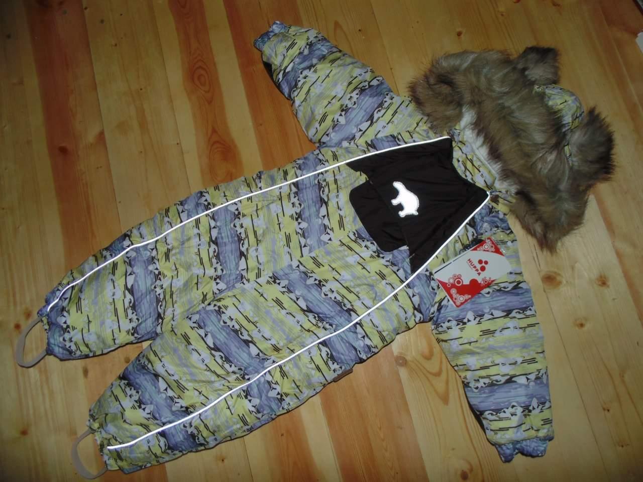 пеликан верхняя детская одежда