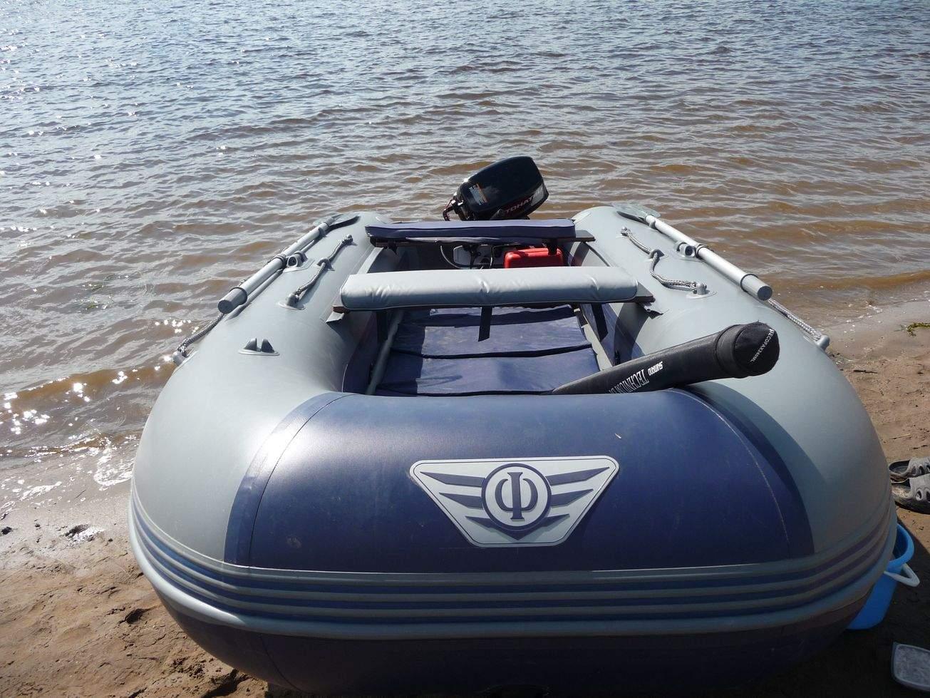 надувная лодка флагмана 350