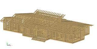 1920 X 978 265.7 Kb ★Проектики деревянненьких и каркасненьких домиков -фоточки и картиночки внутри-мимими