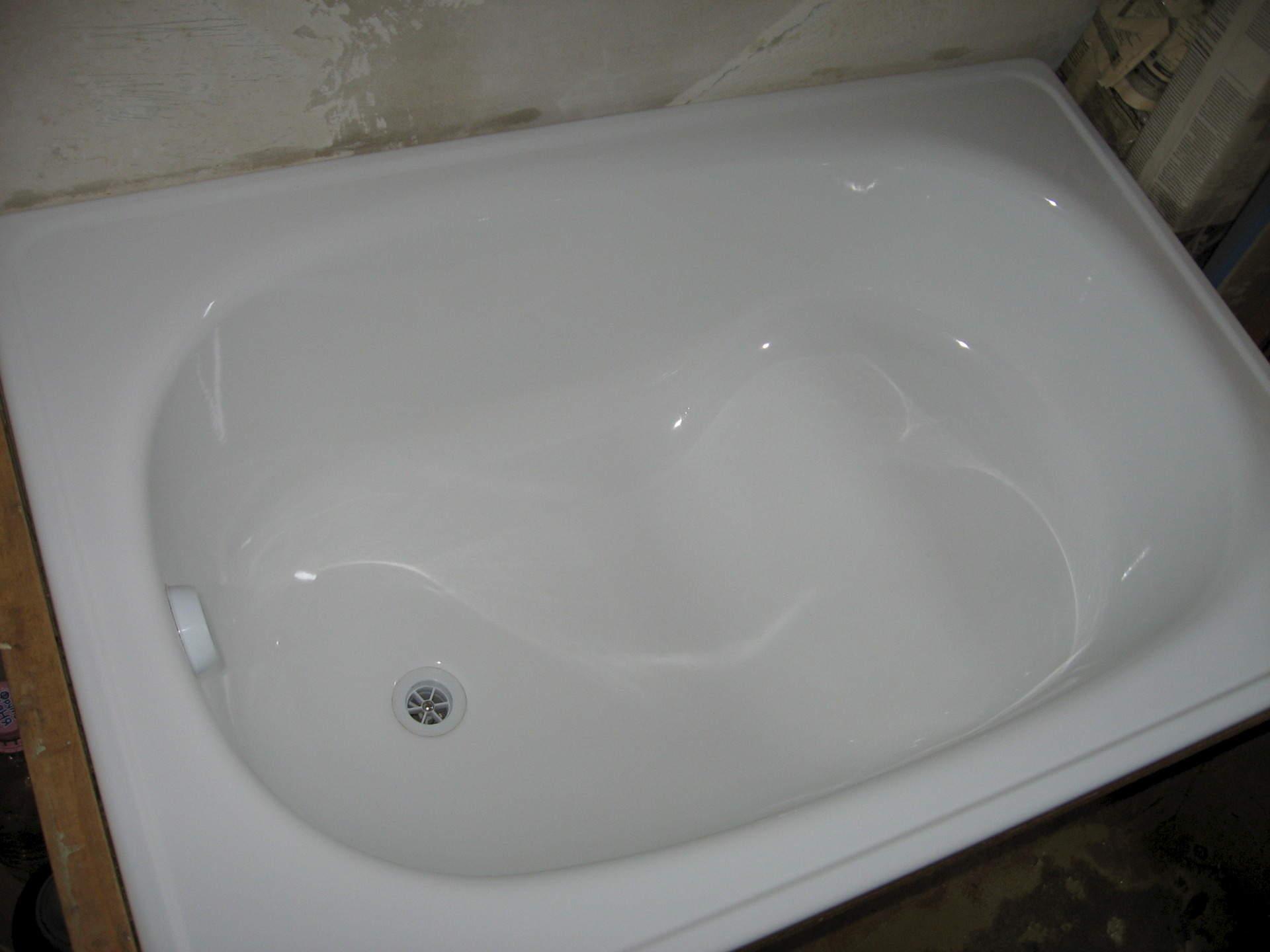 Ванна Сидячая фото