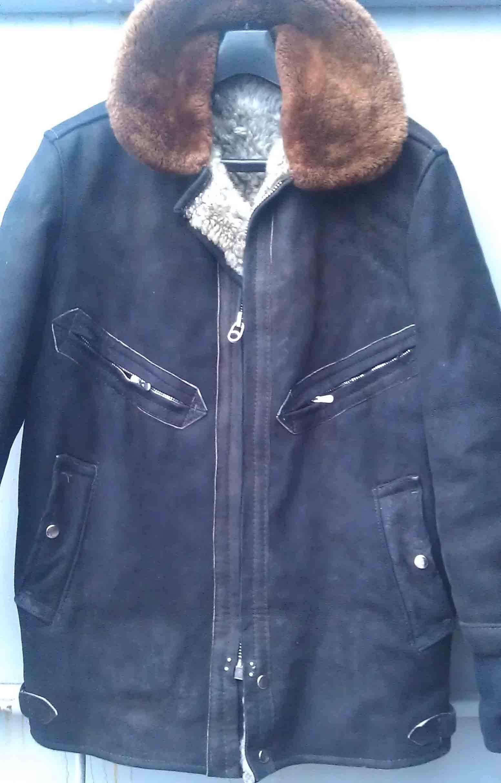 Куртка Нагольная Летная Купить
