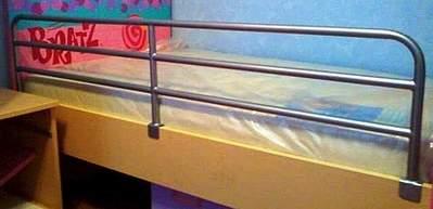 Боковые ограждения для кровати своими руками