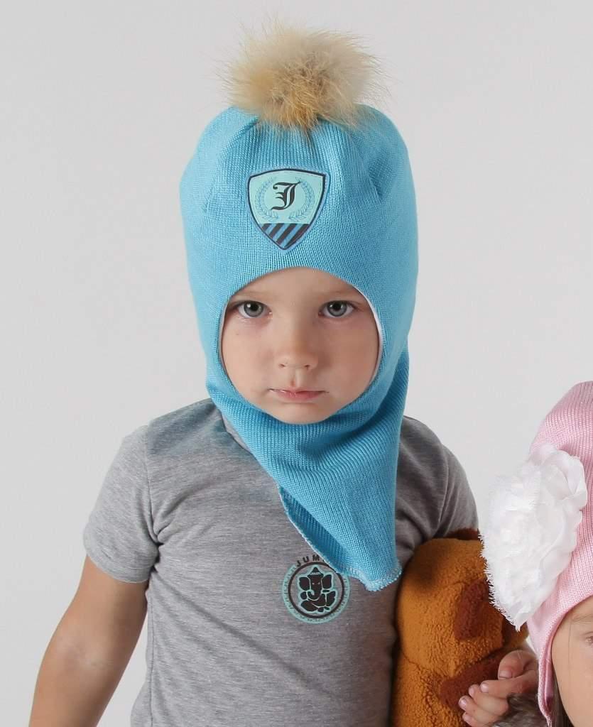 Сшить шапка шлем для мальчика 2